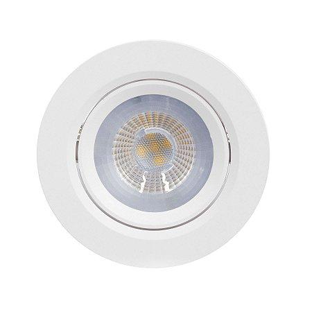 Spot LED 5W Redondo 6500K