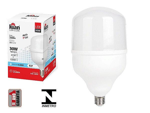 LAMPADA LED BULBO 30W 6500K AVANT