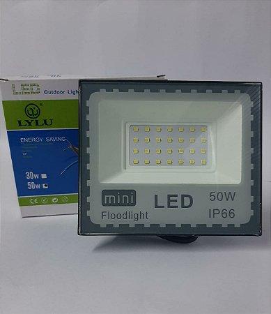 REFLETOR LED 50W 6500K IP66