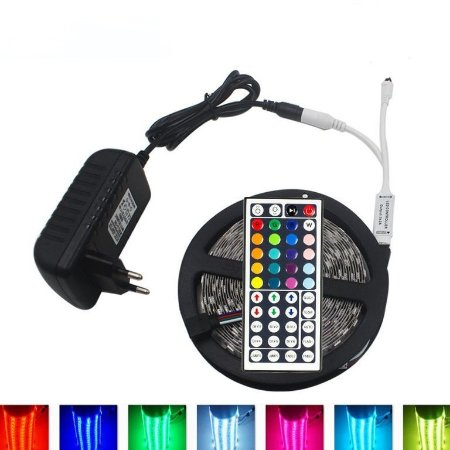 KIT  FITA  RGB COMPLETA 5050 SMD