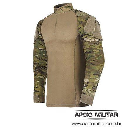 Camisa de Combate Operator Multicam