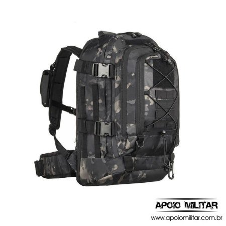 Mochila Duster - Multicam Black