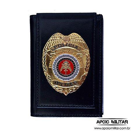 Carteira Polícia Militar