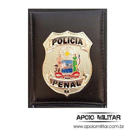 Carteira Polícia Penal