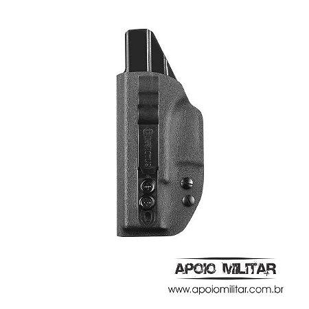 Coldre Kydex Glock Iwb Destro Compact