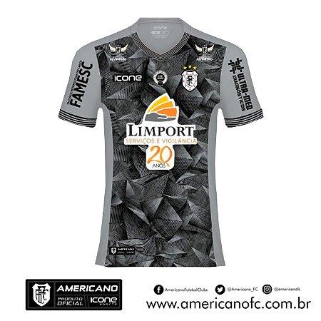 Camisa Oficial Cinza