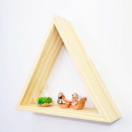 Nicho de Parede para Sala Triangular