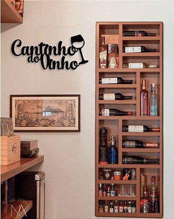 Placa Cantinho do Vinho
