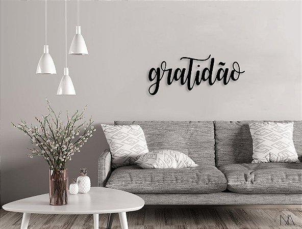 Frase Gratidão