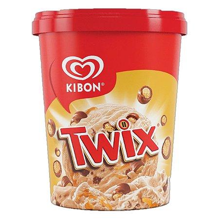 Sorvete Kibon Pote Twix 800ml