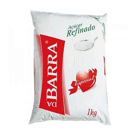 Açúcar Refinado da Barra 1kg