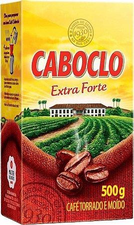 Cafe Caboclo Extra Forte  500g