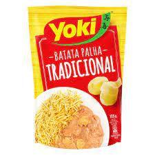 Batata Palha Yoki Tradicional 105g
