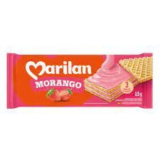 Biscoito Morango Marilan 115g