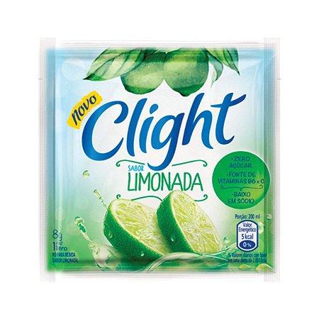 Suco em Pó Clight Sabor Limonada 8g