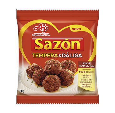 Tempero Sazón Tempera & Dá Liga - Sabor Tradicional 60g