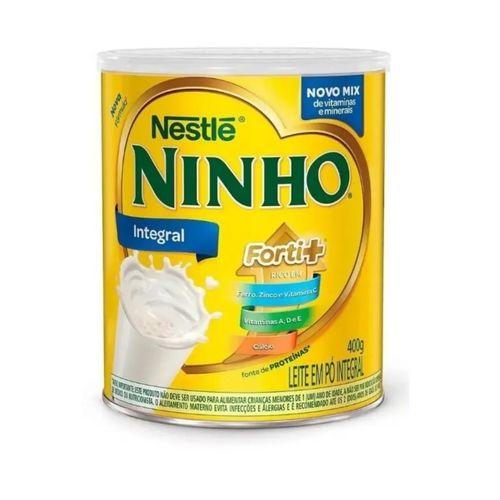 Leite em Pó Ninho  Nestlé integral 400g