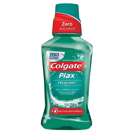 Enxaguante Bocal Colgate Plax Fresh Mint 250ml