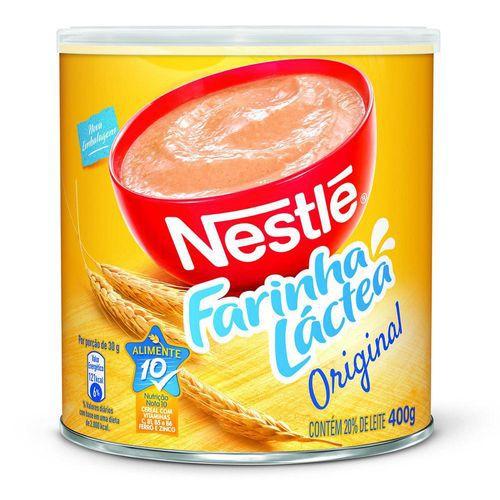 Farinha Láctea Nestlé Original 400g