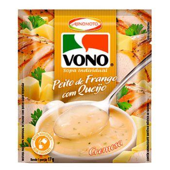 Sopa Vono Peito de Frango Com Queijo 17g
