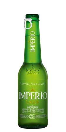 Cerveja Imperio Lager Long Neck 275 ml