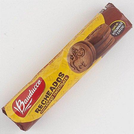 Biscoito Recheado Bauducco Duplo Chocolate 140g