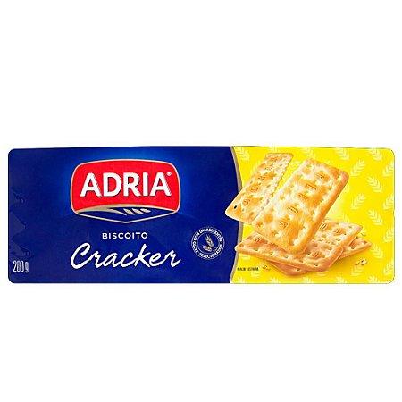 Biscoito Cream Craker Adria 200g