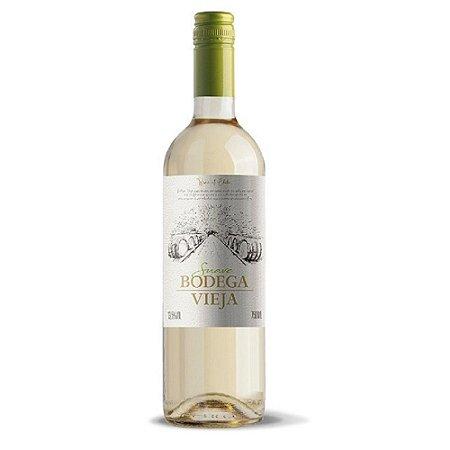 Vinho Bodega Vieja BrancoSuave 750ml