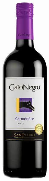 Vinho Gato Negro Carmenère 750ml
