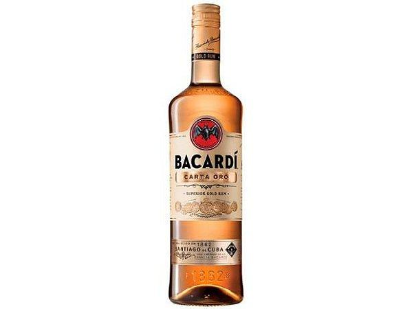 Rum Bacardí Carta Oro 980ml
