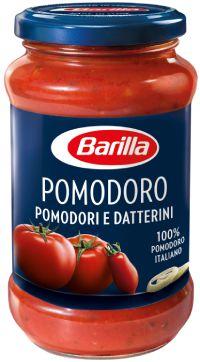 Molho de Tomate Pomodoro Barilla 400g
