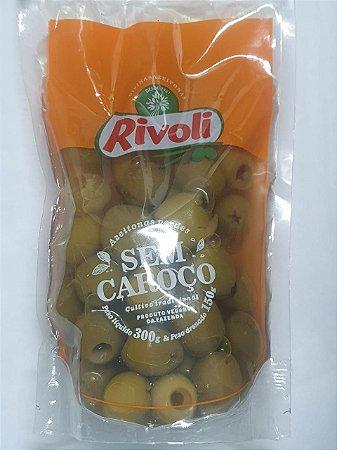 Azeitona sem Caroço Rivoli 300g / 150g drenado