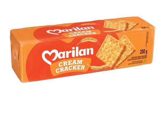 Biscoito Cream Craker Adria  Folhata Sabor Manteiga 200g