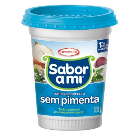 Tempero Sabor Ami Sem Pimenta 300g