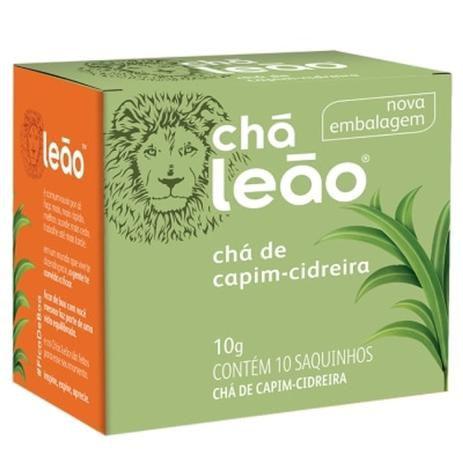 Chá de Capim-Cidreira Leão 10g com 10 Saquinhos