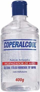 Álcool em Gel Bactericida Coperalcool - 400g