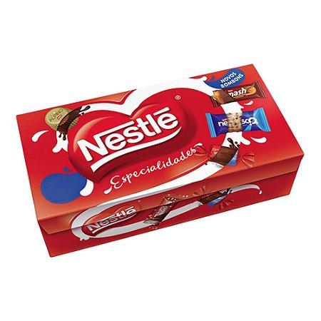 Caixa de Bombons Especialidades Nestlé 251g