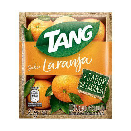 Suco em Pó Tang Sabor Laranja 25g