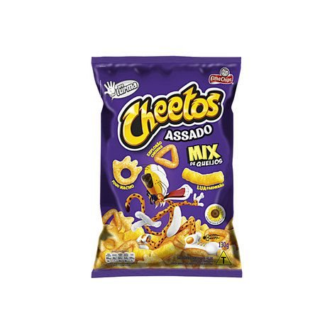 Cheetos Lua Mix de Queijo 130g