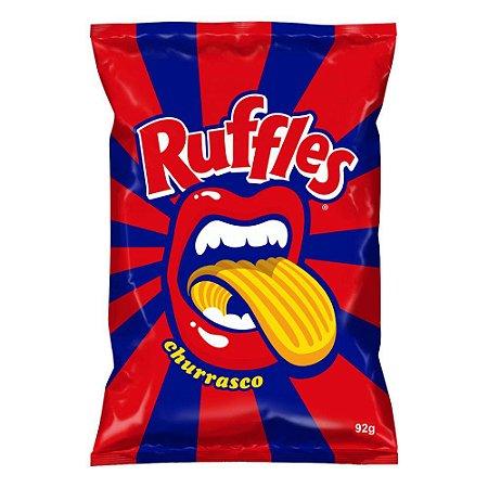 Batata Ruffles Churrasco 92g