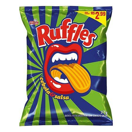 Ruffles Cebola & Salsa 37g