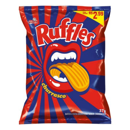 Ruffles Churrasco 37g