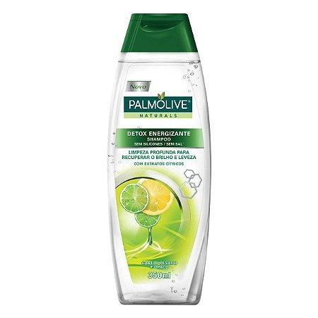 Shampoo Palmolive Detox Energizante com Extratos Citricos 350ml