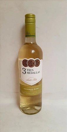 Vinho Santa Rita 3 Medalhas Sauvignon Blanc 750ml
