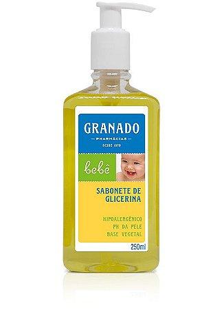 Sabonete Bebê Liquido Granado de Glicerina 250ml