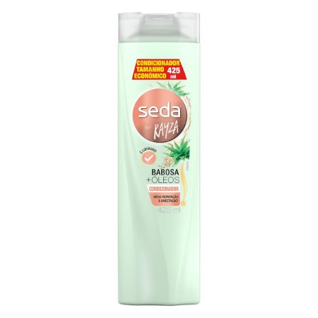 Shampoo Seda Babosa + Óleos 425ml