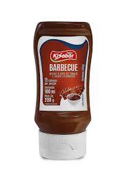Barbecue Kisabor original 200g