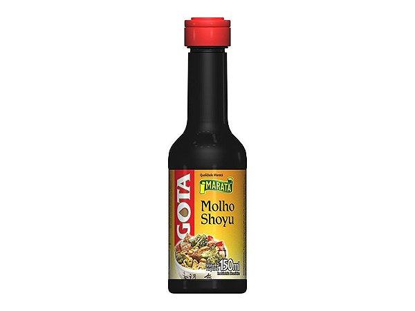 Molho Shoyu Gota Tradicional 150ml