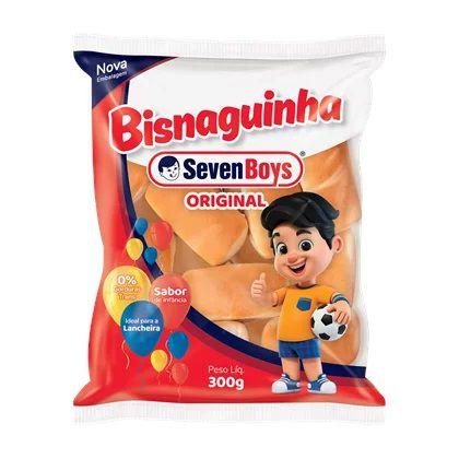 Bisnaguinha Seven Boys Original 300g