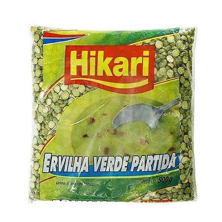 Ervilha Verde Partida  Hikari 500g